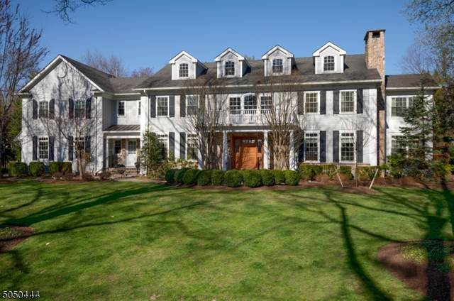 38 Rolling Hill Dr, Chatham Twp., NJ 07928 (MLS #3694235) :: Provident Legacy Real Estate Services, LLC