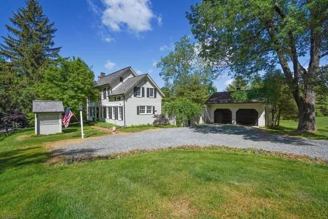 32 Potterstown Rd, Tewksbury Twp., NJ 08833 (#3699792) :: Rowack Real Estate Team