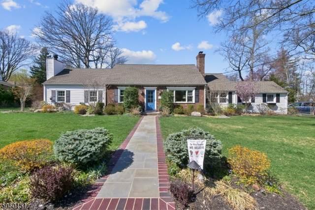 331 Briar Patch, Mountainside Boro, NJ 07092 (MLS #3702254) :: The Dekanski Home Selling Team