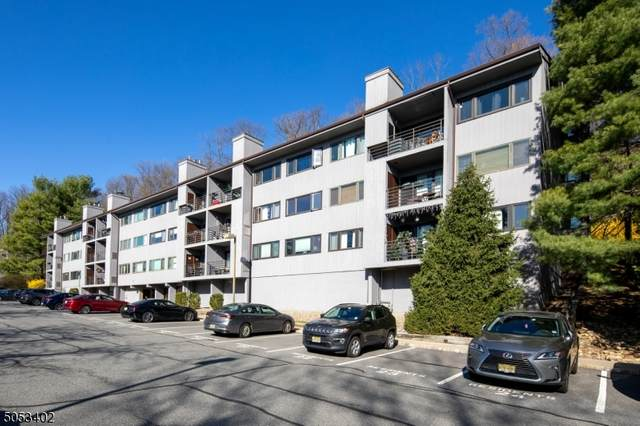 41 Mount Kemble Av Unit 307 #307, Morristown Town, NJ 07960 (MLS #3702414) :: The Michele Klug Team | Keller Williams Towne Square Realty