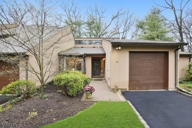 16 Littlewood Ct #16, Mountain Lakes Boro, NJ 07046 (MLS #3703128) :: SR Real Estate Group