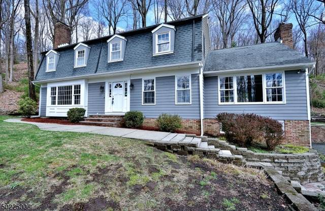 3 Horizon Dr, Mendham Twp., NJ 07945 (MLS #3703184) :: Zebaida Group at Keller Williams Realty