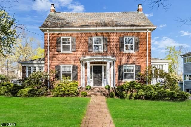 70 Fairmount Ave, Chatham Boro, NJ 07928 (MLS #3703558) :: SR Real Estate Group