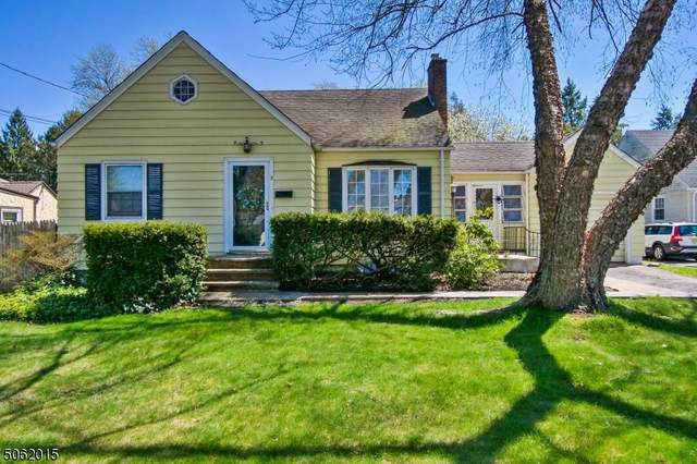 7 Orchard Ter, Clark Twp., NJ 07066 (MLS #3703985) :: The Dekanski Home Selling Team