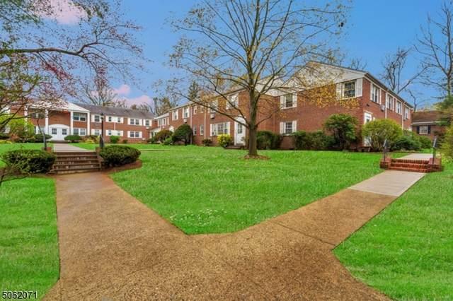 445 Morris Ave 16D, Springfield Twp., NJ 07081 (MLS #3704011) :: SR Real Estate Group