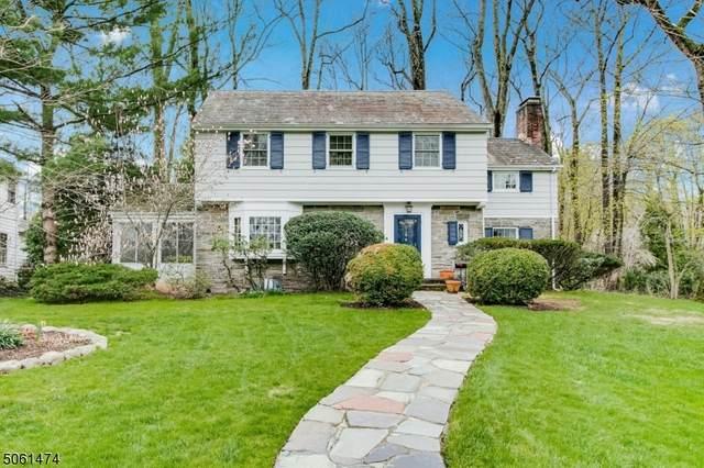 9 Mountainview Dr, Mountainside Boro, NJ 07092 (MLS #3704377) :: The Dekanski Home Selling Team