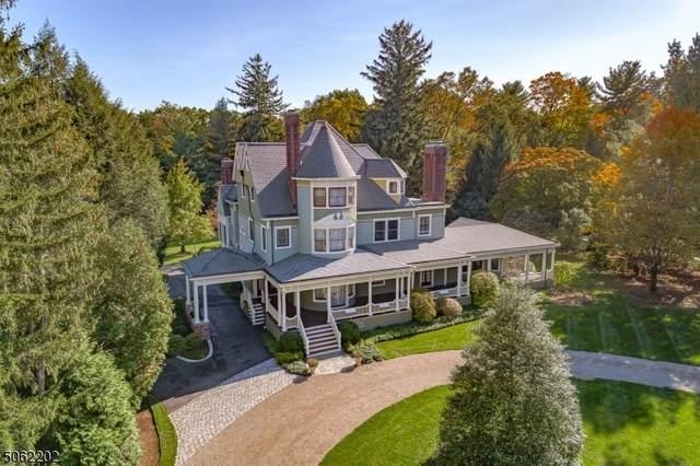 82 Prospect St, Madison Boro, NJ 07940 (MLS #3706004) :: SR Real Estate Group