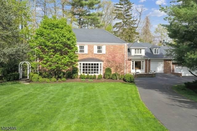 50 Stewart Rd, Millburn Twp., NJ 07078 (#3709216) :: Rowack Real Estate Team
