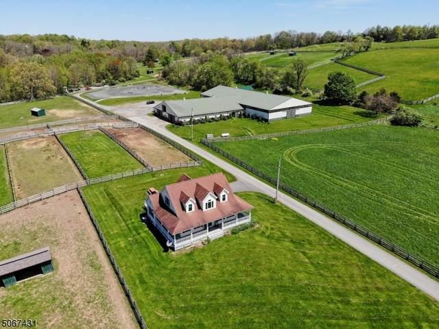 101 George Hill Rd, Frankford Twp., NJ 07826 (MLS #3712065) :: Team Braconi | Christie's International Real Estate | Northern New Jersey