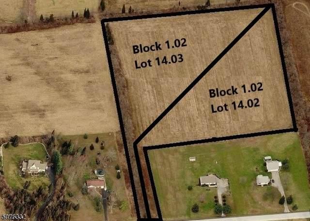 345 Ridge Road, Kingwood Twp., NJ 08825 (MLS #3715712) :: SR Real Estate Group
