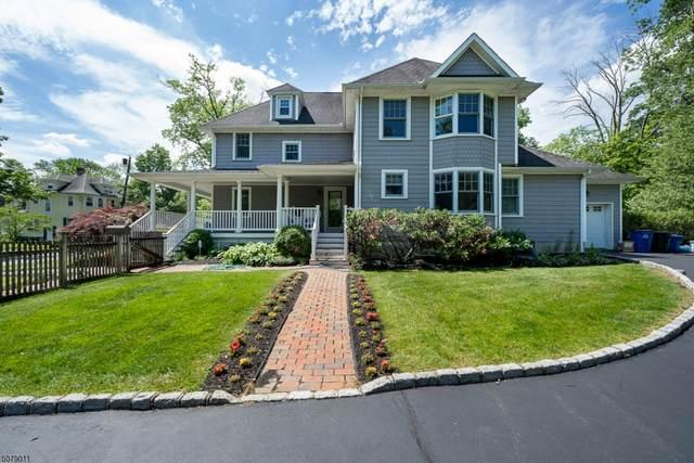 35 N Hillside Ave, Chatham Boro, NJ 07928 (MLS #3718901) :: The Dekanski Home Selling Team