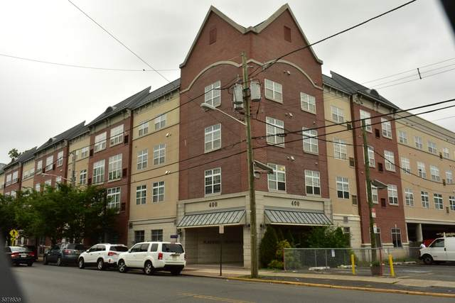 400 East  Front Street #415, Plainfield City, NJ 07060 (MLS #3719733) :: Team Braconi | Christie's International Real Estate | Northern New Jersey