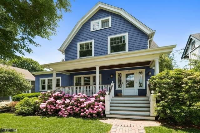 28 Red Rd, Chatham Boro, NJ 07928 (MLS #3719882) :: The Dekanski Home Selling Team