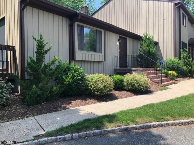 38 Park St   Unit 1-A 1 A, Florham Park Boro, NJ 07932 (MLS #3720126) :: SR Real Estate Group
