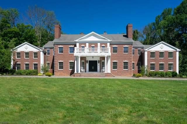 6 Cramer Ln, Mendham Twp., NJ 07945 (MLS #3720513) :: Corcoran Baer & McIntosh