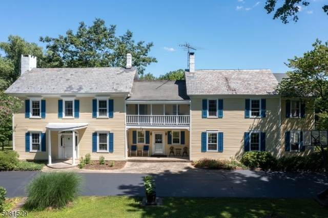 39 River Bend Rd, Clinton Twp., NJ 08809 (MLS #3722236) :: SR Real Estate Group