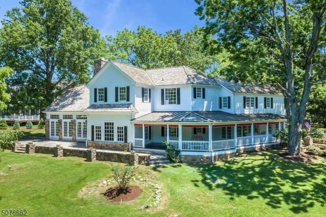 5 Stonehedge Court, Warren Twp., NJ 07059 (MLS #3723693) :: Team Braconi | Christie's International Real Estate | Northern New Jersey
