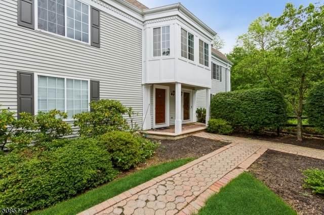 259 Riveredge Dr #259, Chatham Twp., NJ 07928 (MLS #3724415) :: SR Real Estate Group