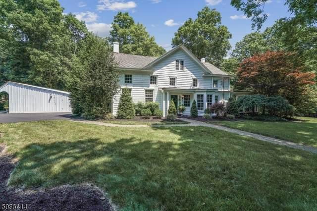 33 N Finley Ave, Bernards Twp., NJ 07920 (MLS #3725535) :: Team Braconi | Christie's International Real Estate | Northern New Jersey