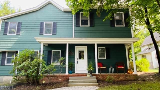 77 E Main St, Mendham Boro, NJ 07945 (MLS #3727642) :: SR Real Estate Group