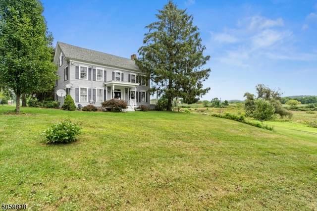 129 Plains Rd, Frankford Twp., NJ 07822 (MLS #3728113) :: Coldwell Banker Residential Brokerage