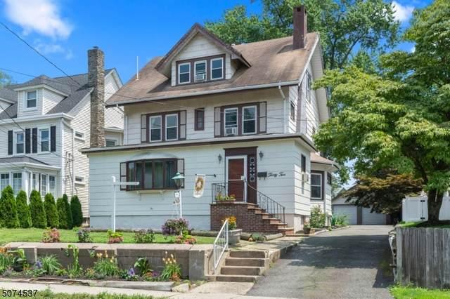 32 Park Ave, Caldwell Boro Twp., NJ 07006 (MLS #3728260) :: The Dekanski Home Selling Team