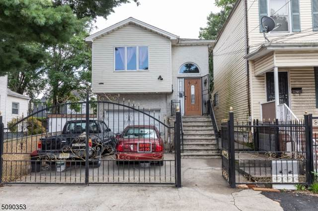 62 Hobson St, Newark City, NJ 07112 (MLS #3729277) :: The Sikora Group