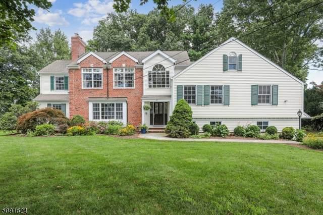 25 Scenery Hill Dr, Chatham Twp., NJ 07928 (MLS #3731283) :: Kaufmann Realtors