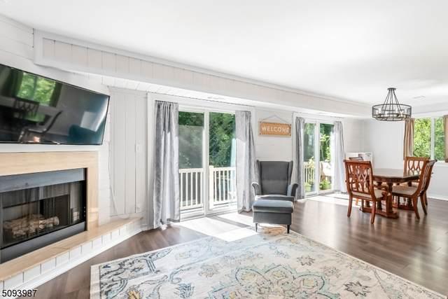 137 Woods Edge Dr, Roxbury Twp., NJ 07876 (#3732400) :: Rowack Real Estate Team
