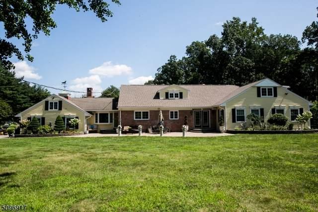 16 Stark Dr, Harding Twp., NJ 07960 (MLS #3735018) :: SR Real Estate Group