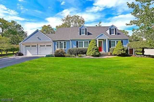 35 Bedminster Ter, Bedminster Twp., NJ 07921 (MLS #3736513) :: Coldwell Banker Residential Brokerage