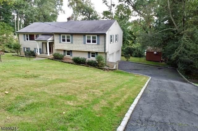 1164 Ridge Dr, Mountainside Boro, NJ 07092 (MLS #3738405) :: The Dekanski Home Selling Team