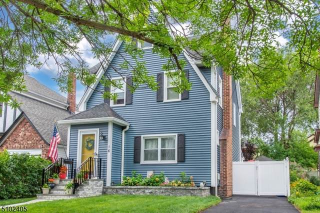 16 Mountain Ave, Bloomfield Twp., NJ 07003 (MLS #3739926) :: The Michele Klug Team | Keller Williams Towne Square Realty