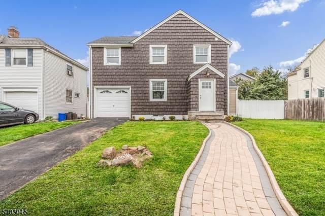 1319 Oxford Ln, Union Twp., NJ 07083 (MLS #3741288) :: The Dekanski Home Selling Team