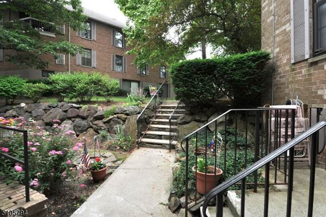 181 Long Hill Rd 8-8 #8, Little Falls Twp., NJ 07424 (MLS #3742974) :: Corcoran Baer & McIntosh