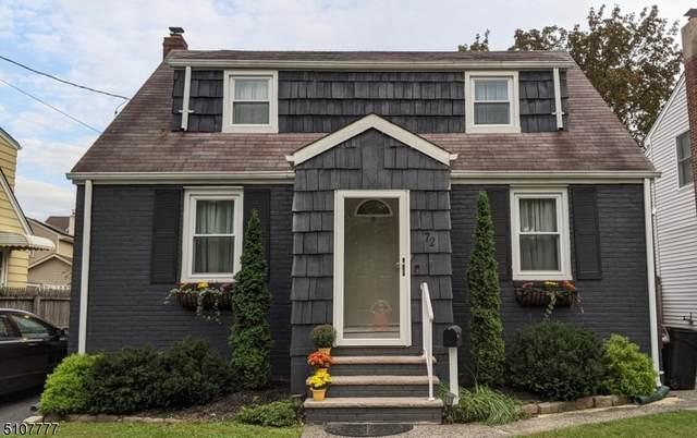 72 Riverside Ave, Lyndhurst Twp., NJ 07071 (MLS #3744737) :: Gold Standard Realty