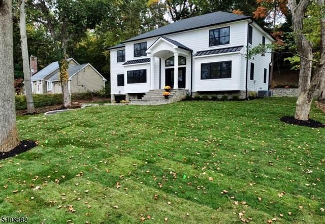 581 Fairmount Ave, Chatham Twp., NJ 07928 (MLS #3747982) :: Kaufmann Realtors