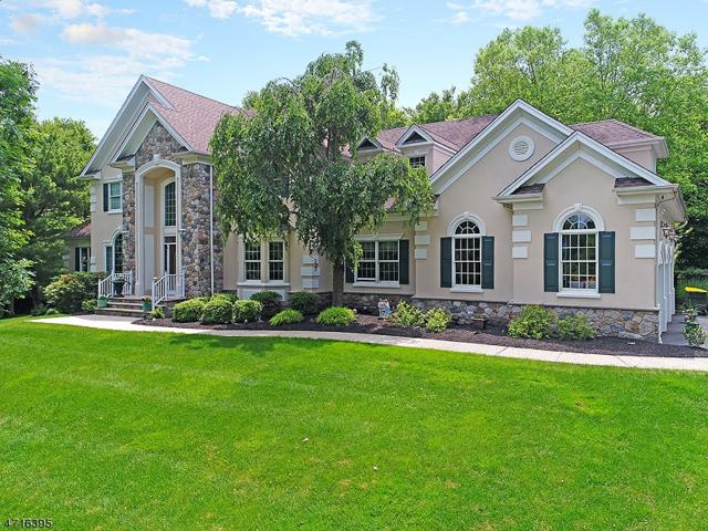 4 Raspberry Trail, Warren Twp., NJ 07059 (MLS #3394497) :: The Dekanski Home Selling Team