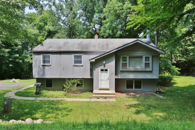 47 Hillside Ter, Green Twp., NJ 07821 (MLS #3437476) :: William Raveis Baer & McIntosh