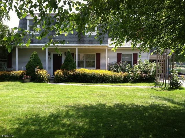 13 Stehr St, Frankford Twp., NJ 07826 (MLS #3453305) :: SR Real Estate Group