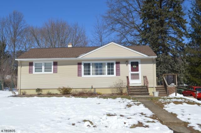 3 Cedar Ter, Randolph Twp., NJ 07869 (MLS #3454420) :: The Douglas Tucker Real Estate Team LLC