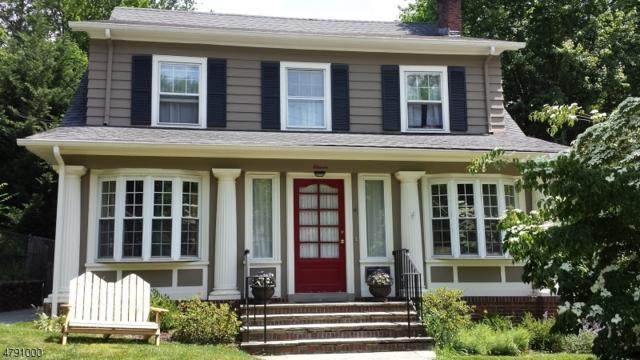 11 Collinwood Rd, Maplewood Twp., NJ 07040 (MLS #3458513) :: The Sue Adler Team