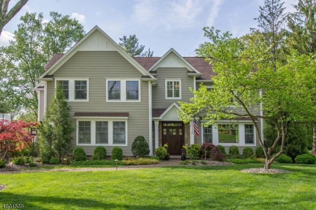45 Woodmont Dr, Chatham Twp., NJ 07928 (MLS #3468959) :: The Dekanski Home Selling Team