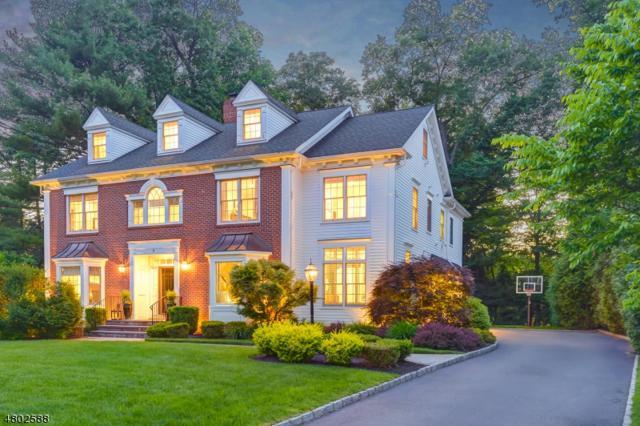 8 Warwick Rd, Chatham Twp., NJ 07928 (MLS #3469191) :: The Dekanski Home Selling Team