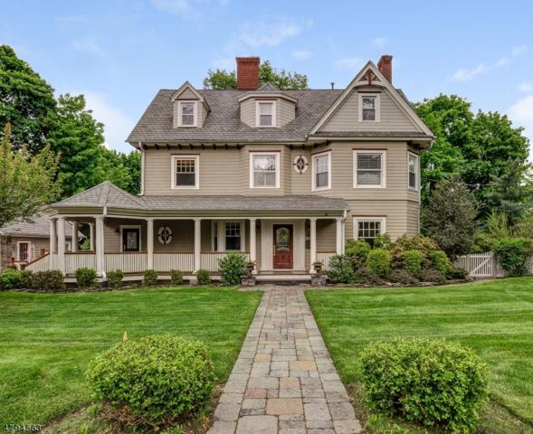 115 Fairmount Ave, Chatham Boro, NJ 07928 (MLS #3472553) :: William Raveis Baer & McIntosh