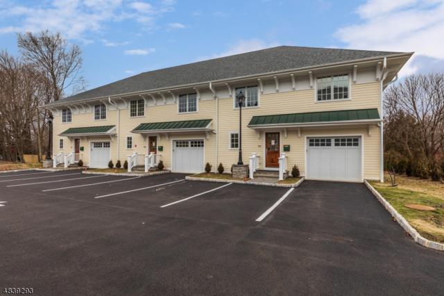 19 West Main C, Mendham Boro, NJ 07945 (MLS #3505886) :: Coldwell Banker Residential Brokerage