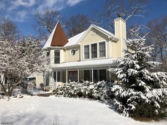1 Country Lane, Roxbury Twp., NJ 07885 (MLS #3518215) :: Coldwell Banker Residential Brokerage