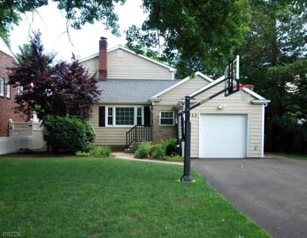 413 Mountainview Ter, Dunellen Boro, NJ 08812 (MLS #3521674) :: Team Francesco/Christie's International Real Estate