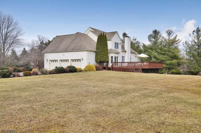 1 Tall Oaks Drive, Warren Twp., NJ 07059 (MLS #3541139) :: The Sue Adler Team