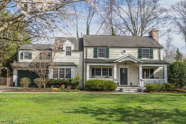 5 Warwick Rd, Chatham Twp., NJ 07928 (MLS #3543729) :: SR Real Estate Group
